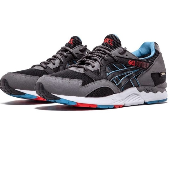 asics gore tex trainers mens